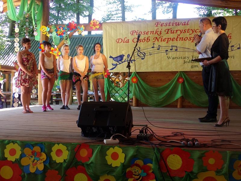 VII  Festiwal Piosenki Turystycznej