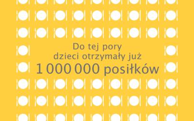 Jest milion!