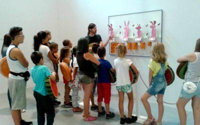 Wyjście doMazowieckiego Centrum Sztuki Współczesnej Elektrownia wRadomiu