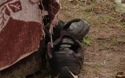 Zakończyła się zbiórka obuwia dla bezdomnych pacjentów RSZS