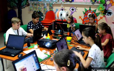 Dziecięca Pracownia Architektoniczna wBajce