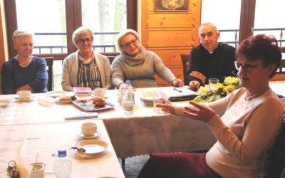 Spotkanie wolontariuszy hospicyjnych radomskiej Caritas