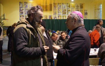 Diecezja radomska: Caritas iparafie organizują spotkania świąteczne dla potrzebujących
