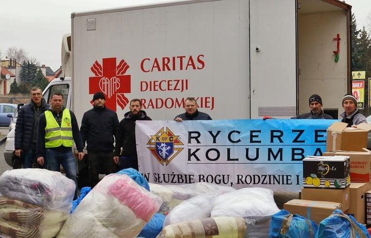 Dary dla Polaków naUkrainie