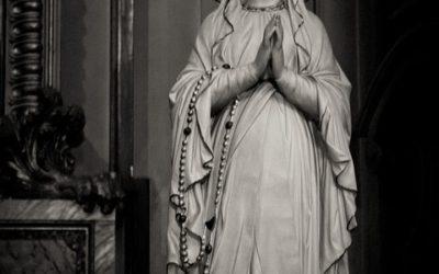 Modlitwa oustanie epidemii