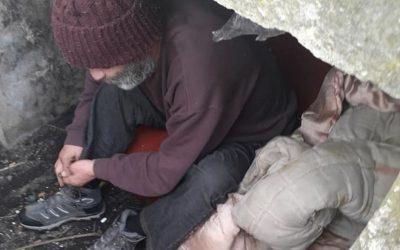 Bezdomność toniewstyd