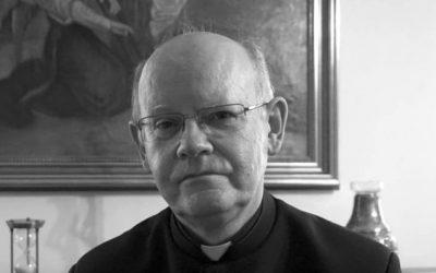 Zmarł ks.prałat Edward Poniewierski