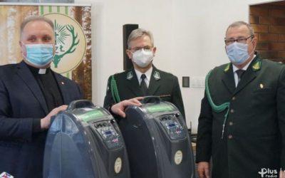 Wartość pomocy Caritas wwalce zpandemią przekroczyła milion złotych
